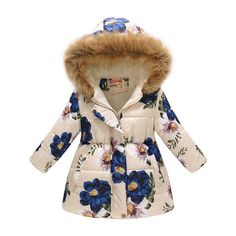 online shopping for Baby Girls Hooded Snowsuit Winter Warm Light Fur Collar Hooded Down Windproof Jacket Outerwear from top store. See new offer for Baby Girls Hooded Snowsuit Winter Warm Light Fur Collar Hooded Down Windproof Jacket Outerwear Boys Winter Clothes, Kids Winter Jackets, Girls Winter Coats, Kids Coats, Winter Kids, Long Jacket For Girls, Kids Outfits Girls, Girl Outfits, Girls Faux Fur Coat
