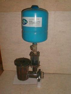 New-All-Steel-2-034-Hydraulic-Ram-Hydram-Water-Pump-Homestead-Off-Grid-Remote