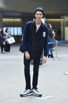 Korean Male Models