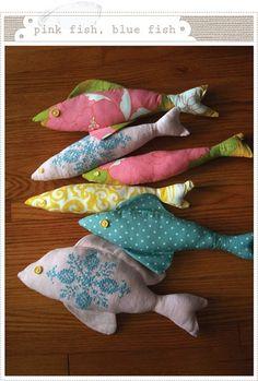 wonderful fish @ DIY Home Crafts
