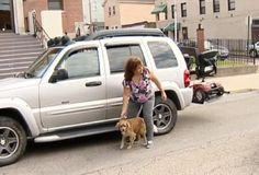 This Is So Awesome:Tiny Hero ... This woman's devoted doggy  Charlie, saved her life. <3