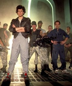 Alien James Cameron 1986