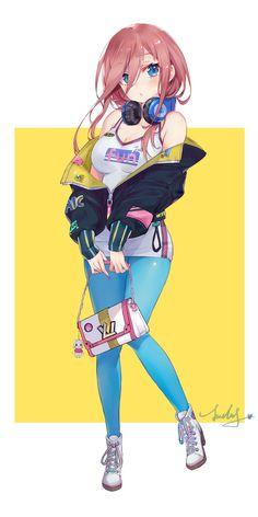 Cool Anime Girl, Cute Anime Pics, Kawaii Anime Girl, Anime Art Girl, Anime Girls, Chica Anime Manga, Anime Neko, Manga Girl, Cute Anime Character