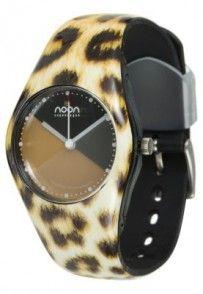Noon Copenhagen 01038 Zegarek brązowy Copenhagen, Smart Watch, Leather, Accessories, Shopping, Smartwatch