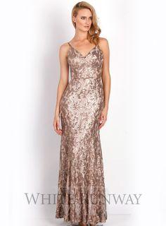 Mila Sequin Gown