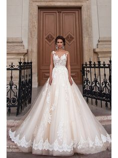 70+ Lace See Through Wedding Dress - Best Wedding Dress for Pear Shaped Check more at http://svesty.com/lace-see-through-wedding-dress/