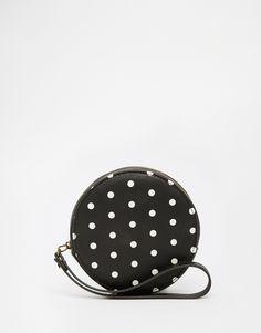 Image 1 of Monki Polka Dot Mini Bag