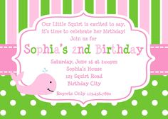 Invitation Birthday Card : Invitation Birthday Cards Templates - Superb Invitation - Superb Invitation