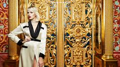 Olivia von Halle   The Moscow Collection Autumn / Winter 2014 #OvH #LivLuxe