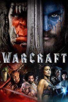 Warcraft Movie Poster - Travis Fimmel, Paula Patton, Ben Foster  #Warcraft, #TravisFimmel, #PaulaPatton, #BenFoster, #DuncanJones, #ActionAdventure, #Art, #Film, #Movie, #Poster