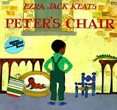 "Activities to use with ""Peter's Chair."""