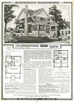 Sears Sherburne 1922 Home