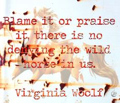 Love my freedom, no one can really tame this wild soul!!!