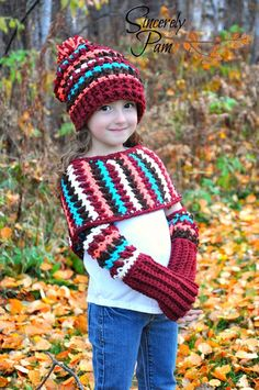 The Warm Hug Shrug is #SincerelyPam's entry into the latest Design Wars Challenge! You can buy the #crochet pattern now!