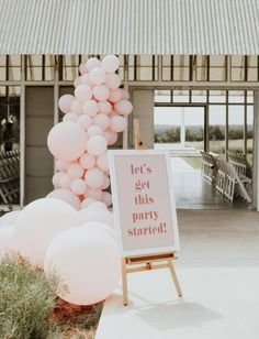 Fun-Fueled Modern Wedding with Pops of Red + Balloons Galore - Green Wedding Shoes Red Balloon, Balloon Wall, Balloon Garland, Balloon Arch, Balloon Ideas, Pink Balloons, Balloons Galore, Balloon Installation, Spring Wedding Inspiration