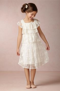 Knox Flowergirl Dress from BHLDN
