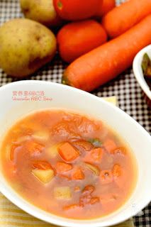 营养素ABC汤 Vegetarian ABC Soup