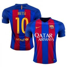 Nike Barcelona Lionel Messi #10 Jersey (Home Logo 16/17): http://www.soccerevolution.com/store/products/NIK_41071_A.php