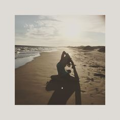 #playa #sonora #atardecer #sunset #yoga