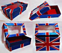 DIY box : England  by Fely Komul