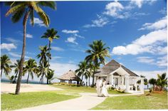 The beautiful Sheraton in #Fiji. #Fijiwedding #travel