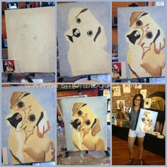 Paint Your Pet Art Class