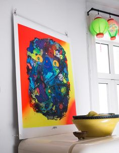 IKEA ART EVENT 2015 Poster CHF Motif Created By Nikola U0026 Ivan Gajic Aka  Sobekcis. Double Sided Adhesive Tape For Mounting The Picture To The Wall  Is ...