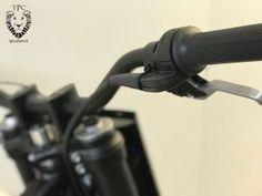 Suzuki Tracker by TPCustom – BikeBound Ktm 525 Exc, Ktm Exc, Retro Motorcycle, Scrambler Motorcycle, Custom Tanks, Custom Bikes, Mx Bikes, Motocross Racing