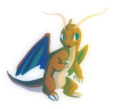 Clairictures @ Tumblr #pokemon #dragonite