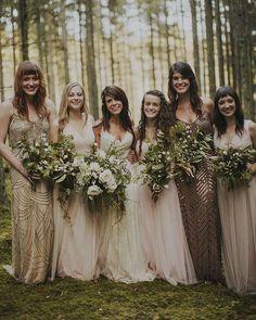 Gorgeous 30+ Awesome Bridesmaid Forest Wedding Dresses https://weddmagz.com/30-awesome-bridesmaid-forest-wedding-dresses/
