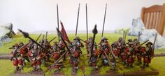 Storm and Conquest!: Warlord ECW tercio