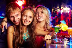 A-List Night Club Crawl with Party Bus and Unlimited Drinks Option Aboard Maxim Travel's Night Train Off) Happy Friends, Make New Friends, Night Club, Night Life, Las Vegas, Drink Ticket, Party Bus Rental, Drink Specials, Food Specials