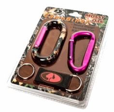 Havercamp Mossy Oak Pink and Camo Camobiners - 2 Pack: Add the Mossy Oak Pink Camo Carabiner And Keychain to your list of favors. These items will help the girls keep important items on their person, such as IDs, a clip-on water bottle, or a compass. Camo Car Accessories, Girls Accessories, Hunting Camouflage, Hunting Gear, Pink Camo Wedding, Pink Guns, Pink Jeep, Pink Mossy Oak, Honda Logo