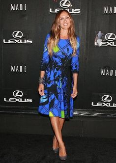 Sarah Jessica Parker at Gareth Pugh - NYC - Fashion Week