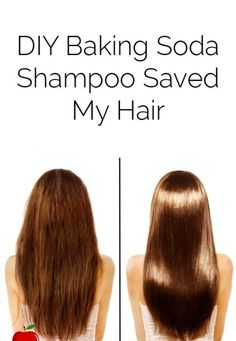 This Very Useful DIY Baking Soda Shampoo Will Save Your Hair