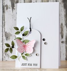just for you by limedoodle - Cards and Paper Crafts at Splitcoaststampers