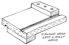 Sawing Bench Hook