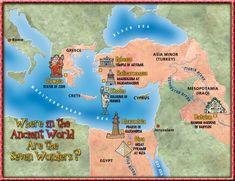 Las 7 maravillas de la Antigüedad   DETECTIVES DE LA HISTORIA