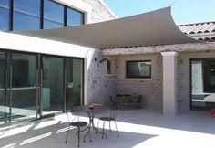 Vela Parasole INGENUA Umbrosa QUADRATA 4 x 4 m - Colori assortiti: Giardino % in stile % {style} di {professional_name}