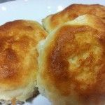 I have tried too many recipes to even count and these are by far the best dinner rolls i've encountered thus far! They are soft, moist and delicious! None of that nasty stark white, dry stuff. And they are soooo easy to make. This recipe does require myflourlessblend. Hopefully you have already pre-made it and…