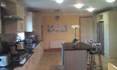 Furniture, Wooden Kitchen, Wooden, Kitchen Restoration, Home Decor Decals, Bespoke Kitchens, Home Decor, New Kitchen, Kitchen Paint