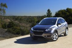The HR-V Crossover stands out from other things of beauty.