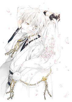 Hello my Ichi. Manga Boy, Manga Anime, Anime Art, Hot Anime Boy, Anime Love, Touken Ranbu, Fanarts Anime, Anime Characters, Handsome Anime Guys