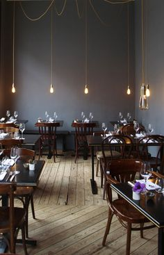 Restaurant Neptune. Photo: © Camille Grandaty, via Tablethotels                                                                                                                                                                                 Mehr