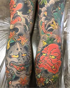 Body Painting, Japanese Tattoo Art, Irezumi, Life Magazine, Life Tattoos, Tatting, Japan Tattoo, Instagram, Tattoos