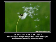 Image detail for -Send A Positive Thought - Changing Core Beliefs