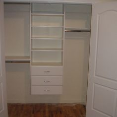 Small Closet Design Ideas, Pictures, Remodel, and Decor - page 6