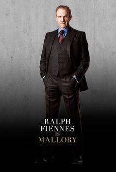 Ralph Fiennes - hidebond Hot British Men, British Actors, Natasha Richardson, Ralph Fiennes, Liam Neeson, Skyfall, Star Wars, Daniel Craig, Love Movie