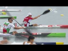 Canoe Sprint Kayak Single (K1) 1000m Men Finals - London 2012 Olympic Games Highlights
