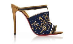 Christian Louboutin launches zodiac-sign footwear. What's yours?